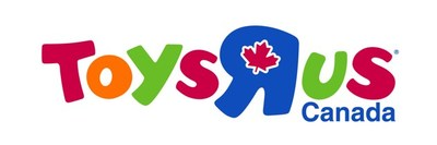 "Logo: Toys""R""Us (CNW Group/Toys ""R"" Us (Canada) Ltd.)"